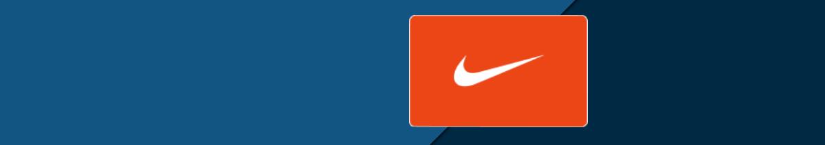 Nike Gift Card UK Top up