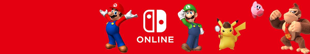 Recharge Nintendo Switch Online