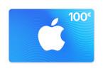 Carte App Store & iTunes 100 €