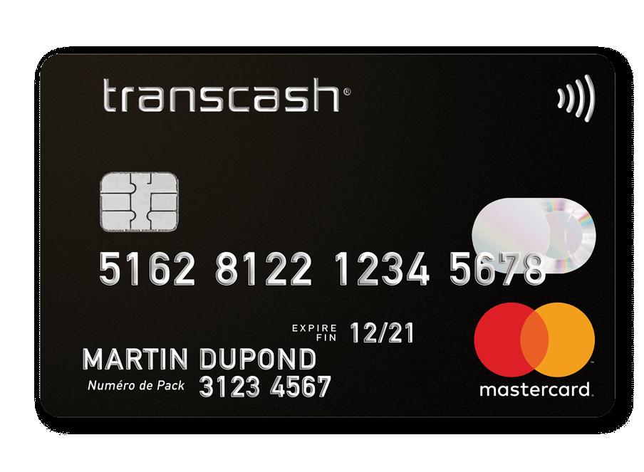 Transcash 50 €