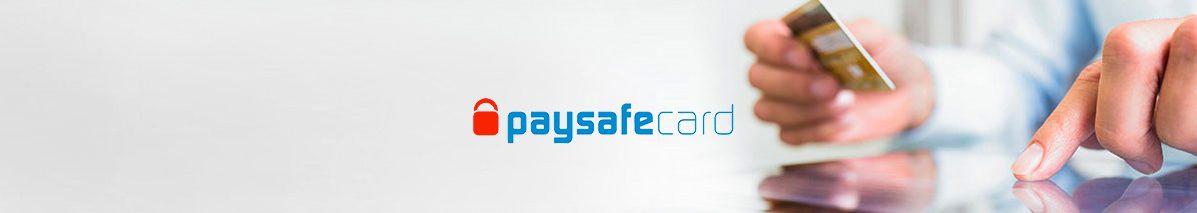 Recharge paysafecard