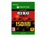 150 Lingots d'or Red Dead Online pour Xbox One