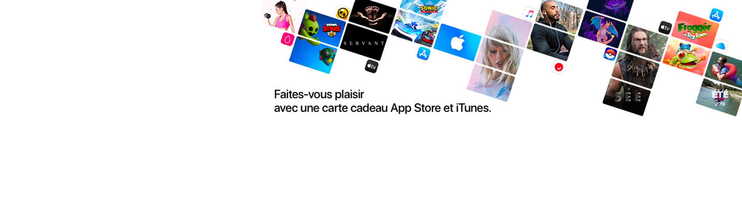 Recharge App Store & iTunes