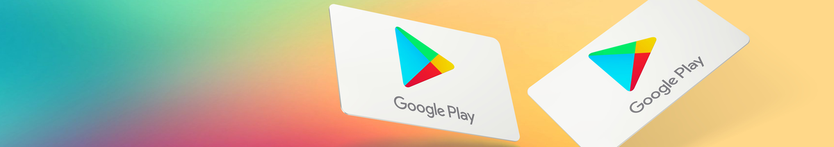 Recharge Google Play