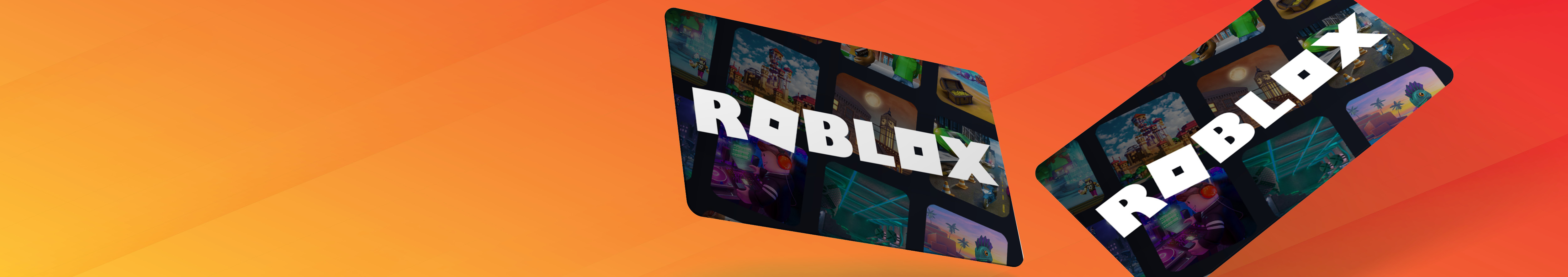 Recharge Roblox Gift Card