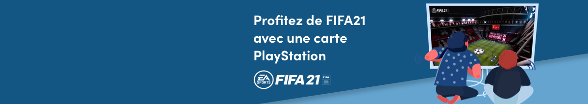 Recharge Carte PlayStation Store
