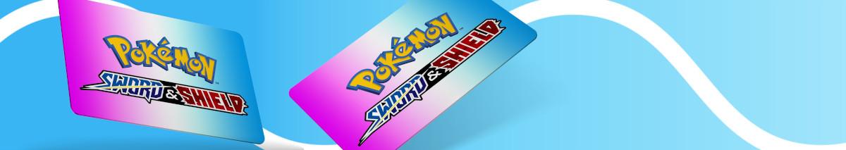 Recharge Pass d'extension Pokémon Épée et Pokémon Bouclier