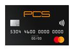 Carte PCS 20 €