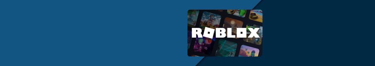 Recharge Carte Cadeau Roblox
