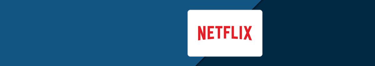 Recharge Netflix Code
