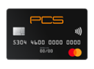 PCS Card 20 € (20)