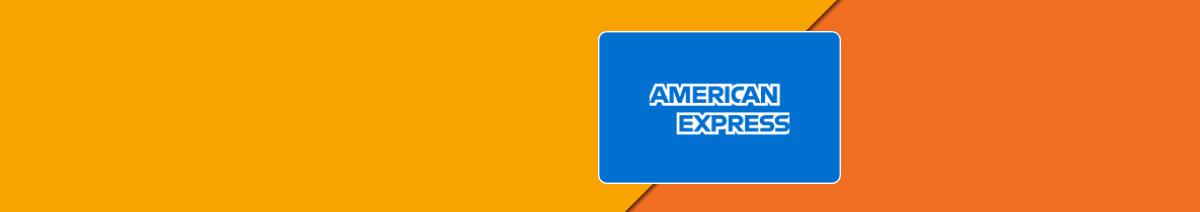 Prepaid American Express Gift Card aufladen