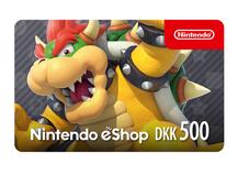 Nintendo eShop 500