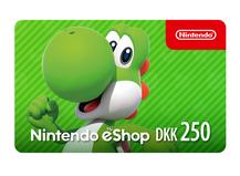 Nintendo eShop 250