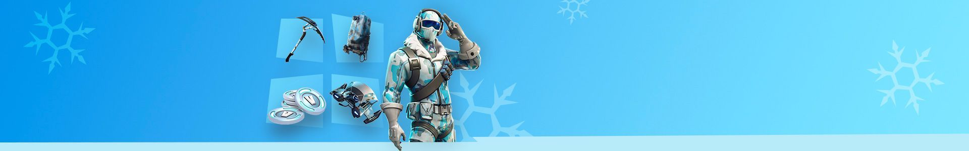 Fortnite Deep Freeze
