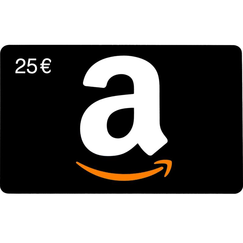 Amazon Gift Card 25 euro DE