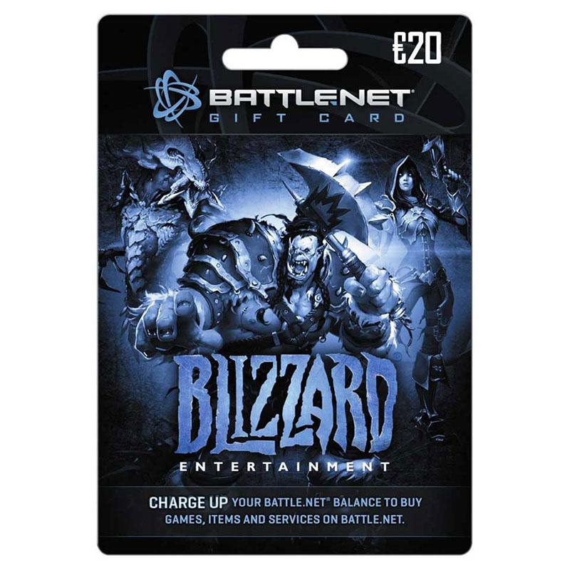 Battle.net Gift Card 20 Euro