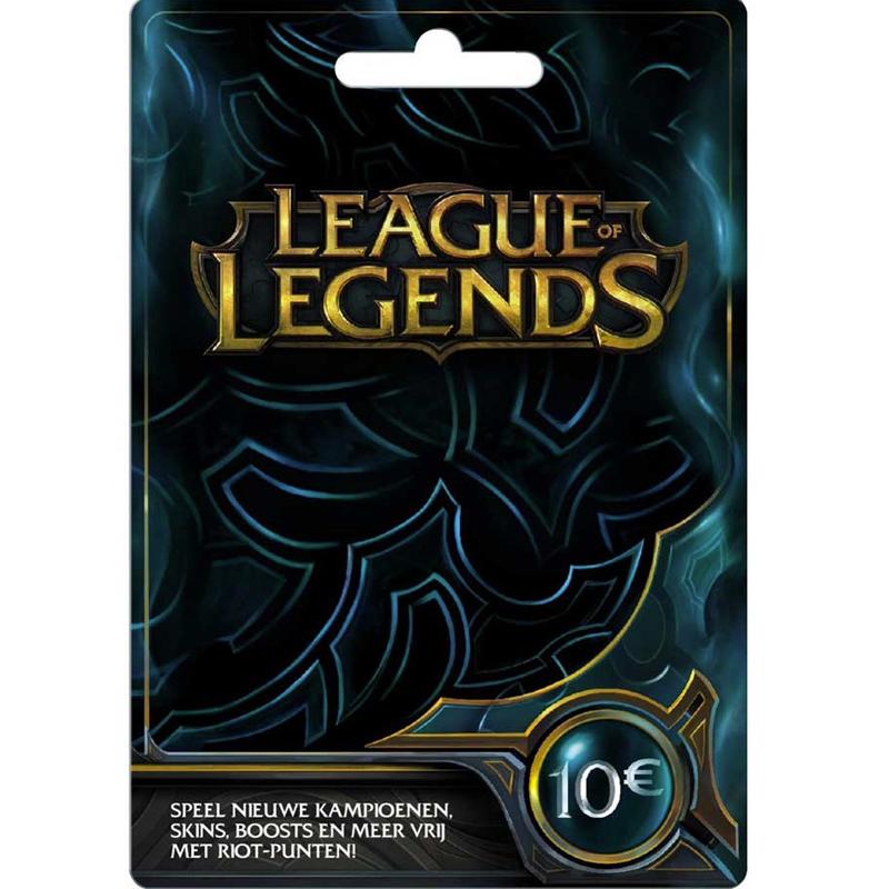 League of Legends 10 Euro
