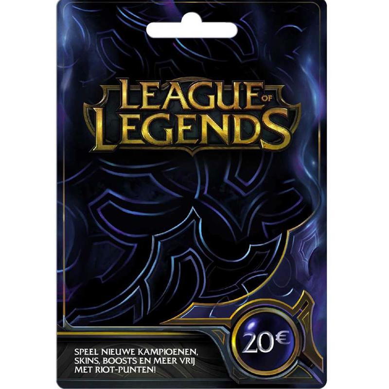 League of Legends 20 Euro