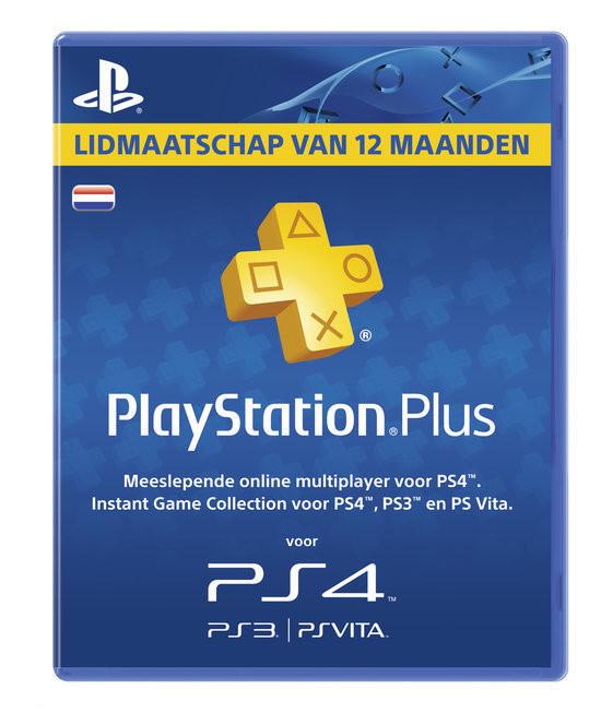 PS Plus 365 Dagen