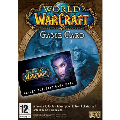 WoW Gamecard 60 Dagen