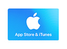 Carte Apple Store & iTunes