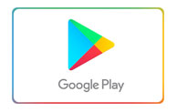 e-carte Google Play 50€
