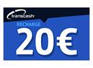 Transcash 20 Euro