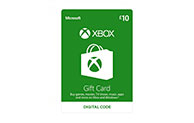 Xbox Digital Gift Card £10