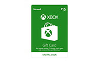 Xbox Digital Gift Card £15