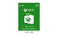 Xbox Digital Gift Card £25