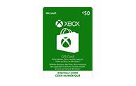 Xbox Gift Card €50