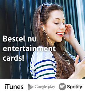 Entertainment Cards online kopen