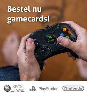 Gamecards online kopen