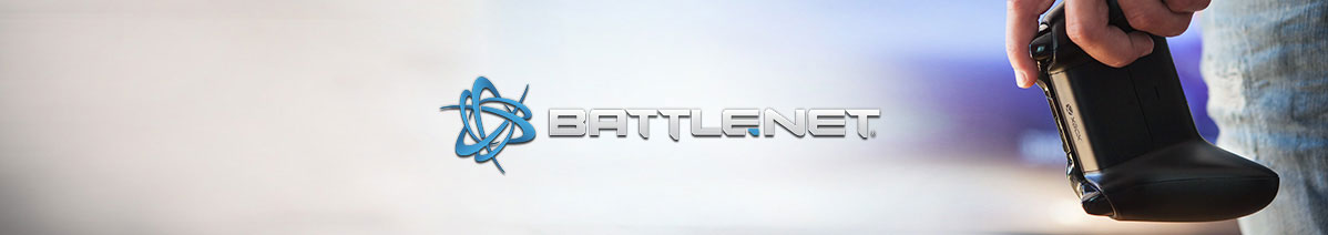 Battle.net opwaarderen