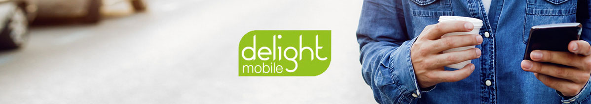 Delight Mobile opwaarderen