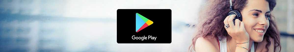 Google Play Cadeaubon