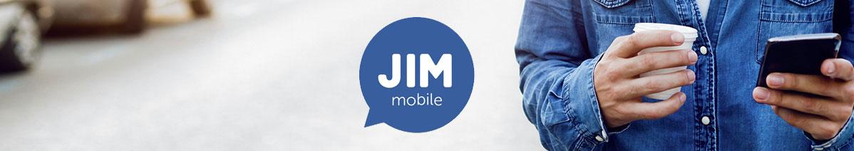 JIM Mobile opwaarderen
