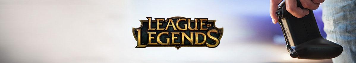 League of Legends herladen