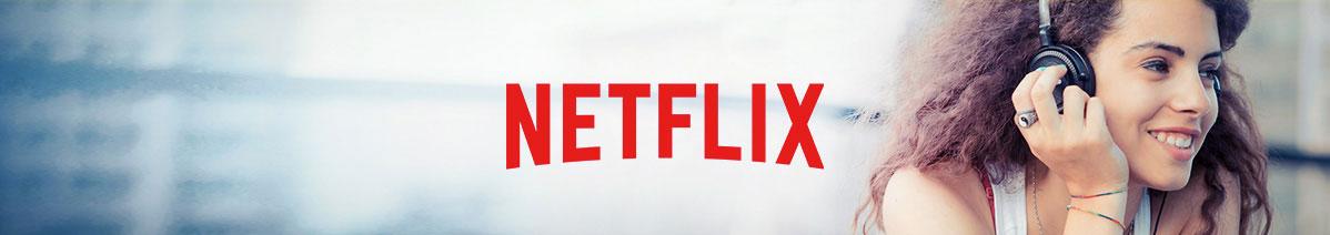 Netflix opwaarderen