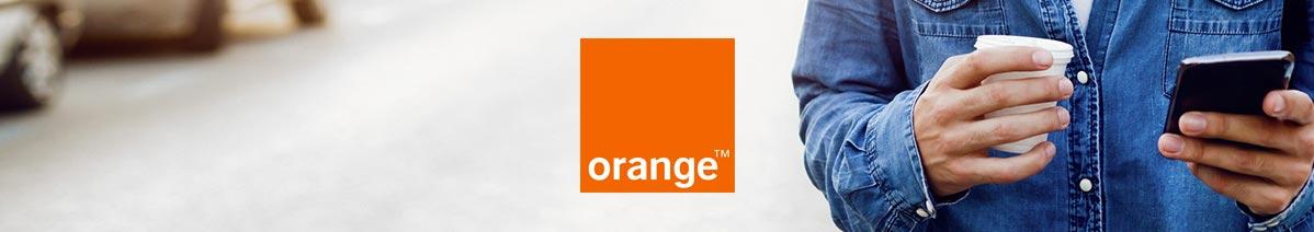 Orange herladen
