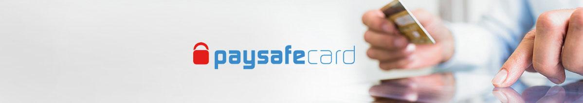 Paysafecard (prepaid creditcard)