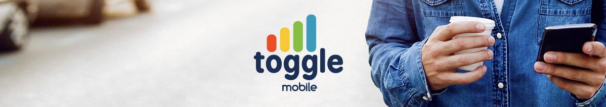 Toggle Mobile opwaarderen