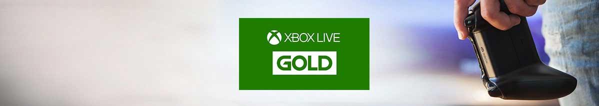 XBOX Live Gold opwaarderen