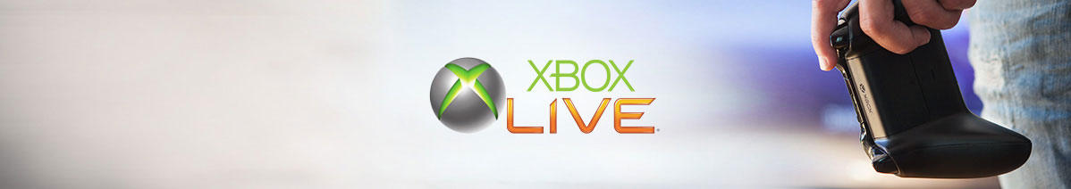 Xbox Live kaarten opwaarderen