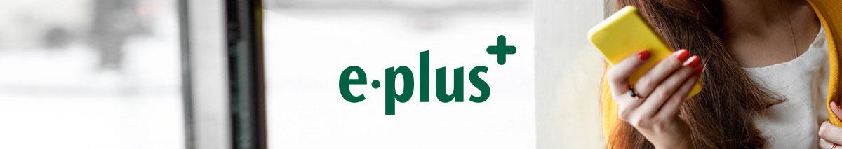 E-Plus aufladen