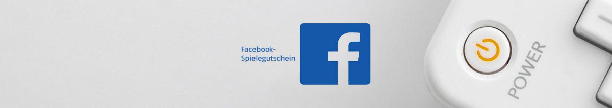 Facebook Gift Card aufladen