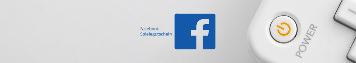 Facebook Gift Card aufladen