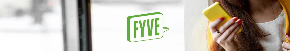 fyve aufladen kaufe online ab 15. Black Bedroom Furniture Sets. Home Design Ideas