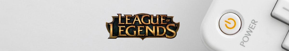 League of Legends aufladen